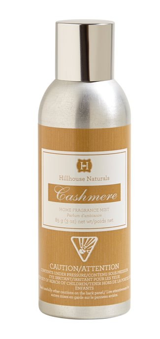 Cashmere Fragrance Mist 3 oz by Hillhouse Naturals Thumbnail