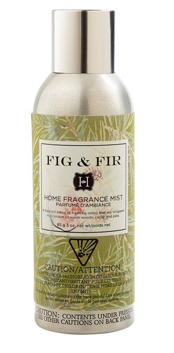 Fig & Fir Fragrance Mist 3 oz by Hillhouse Naturals Thumbnail