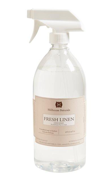 Fresh Linen Linen Mist 1 Liter by Hillhouse Naturals Thumbnail
