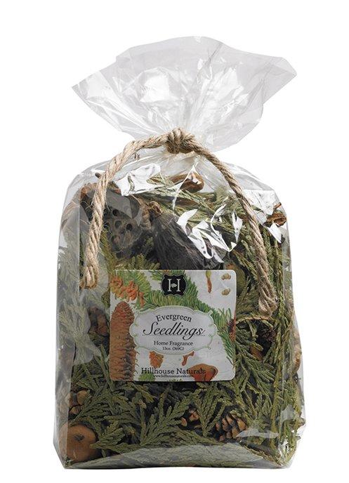 Evergreen Seedlings Potpourri 13 oz by Hillhouse Naturals Thumbnail