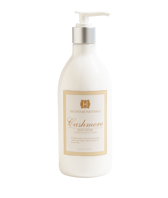 Cashmere Body Creme 14 oz by Hillhouse Naturals Thumbnail