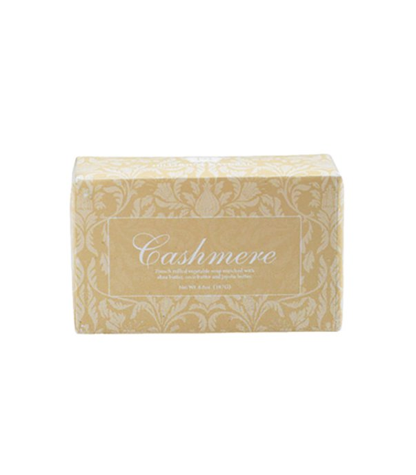 Cashmere French Milled Soap 6.6 oz by Hillhouse Naturals Thumbnail