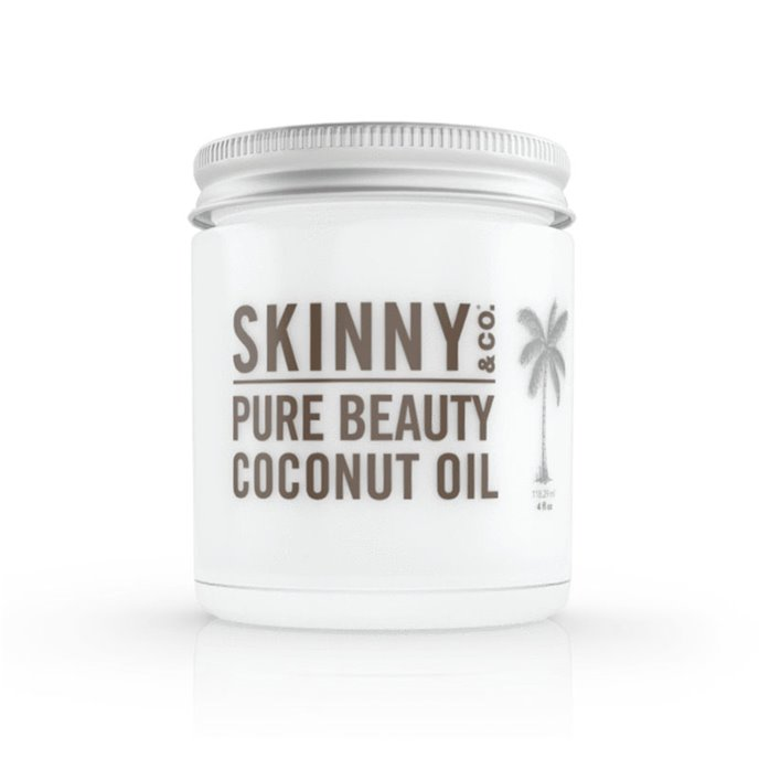 Skinny & Co. Pure Beauty Coconut Oil (4 fl. oz.) Thumbnail