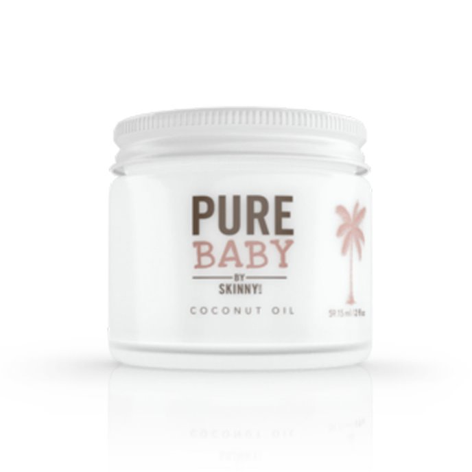 Skinny & Co. Pure Baby Coconut Oil (2 oz.) Thumbnail