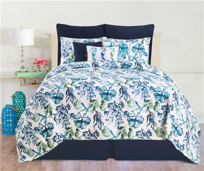 Bluewater Bay Twin Quilt Set Thumbnail