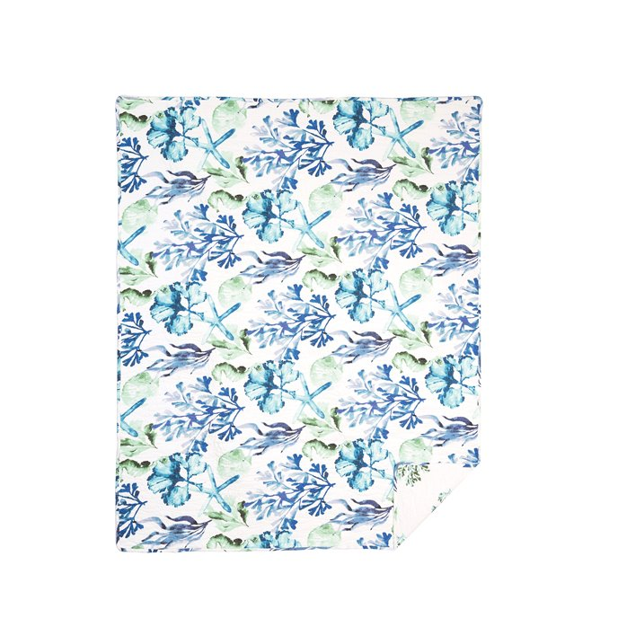 Bluewater Bay Quilted Throw Thumbnail