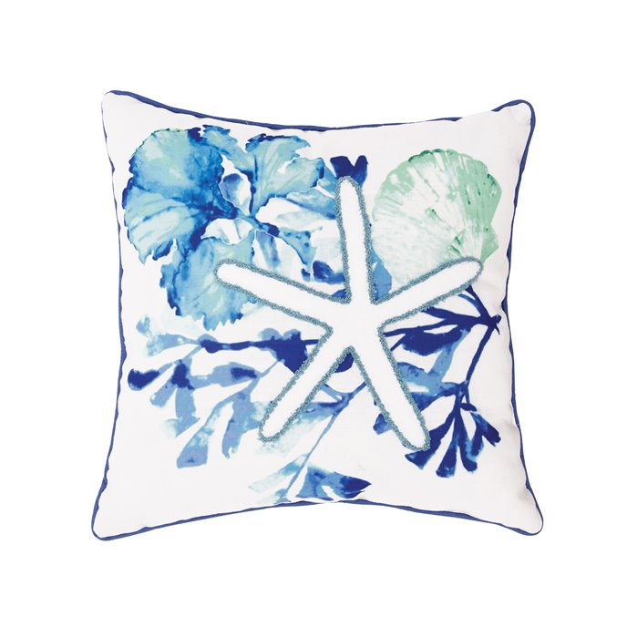 Bluewater Bay Pillow Thumbnail