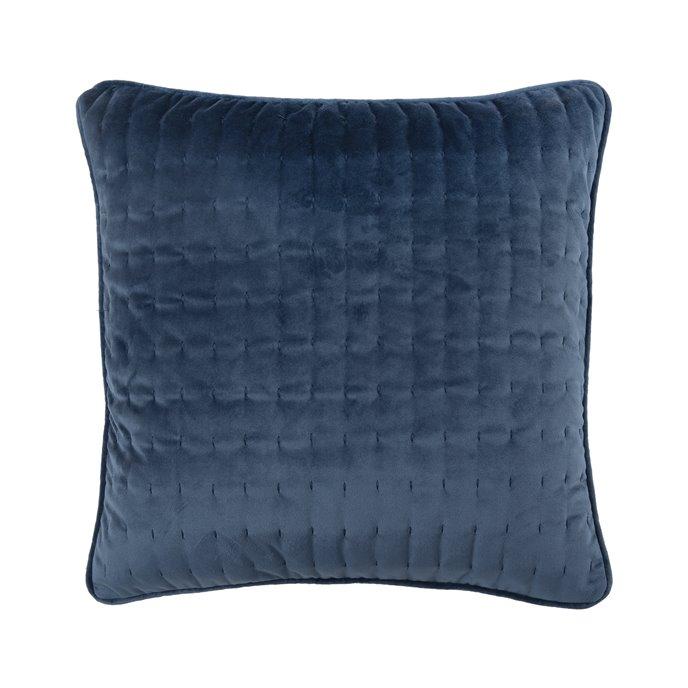 Lapis Velvet Pillow Thumbnail