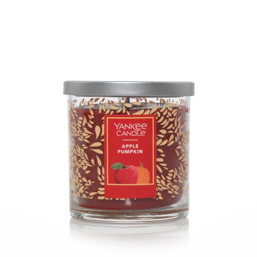 Yankee Candle Apple Pumpkin Regular Tumbler Candle (Fall Jar) Thumbnail