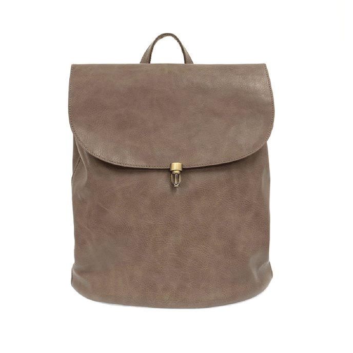 Dark Taupe Colette Backpack Thumbnail