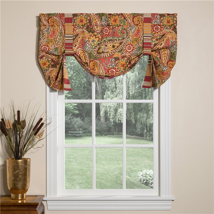 Breeze Tapestry Tie Up Curtain Thumbnail