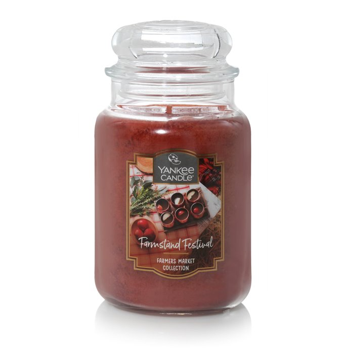 Yankee Candle Farmstand Festival Large Jar Candle Thumbnail