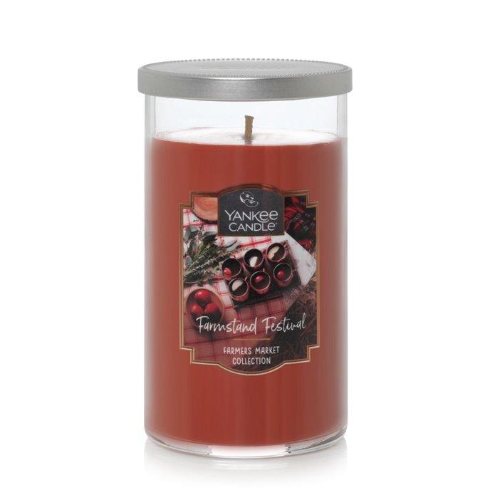 Yankee Candle Farmstand Festival Medium Perfect Pillar Candle Thumbnail