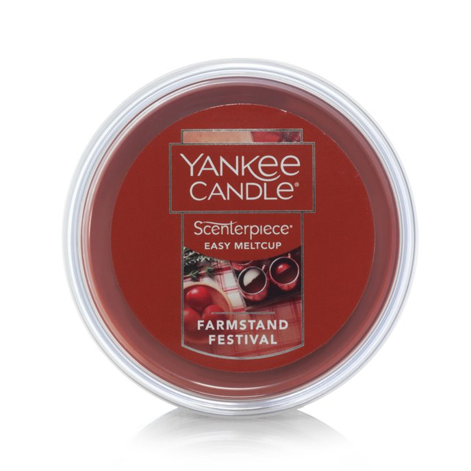 Yankee Candle Farmstand Festival Scenterpiece Easy MeltCup Thumbnail