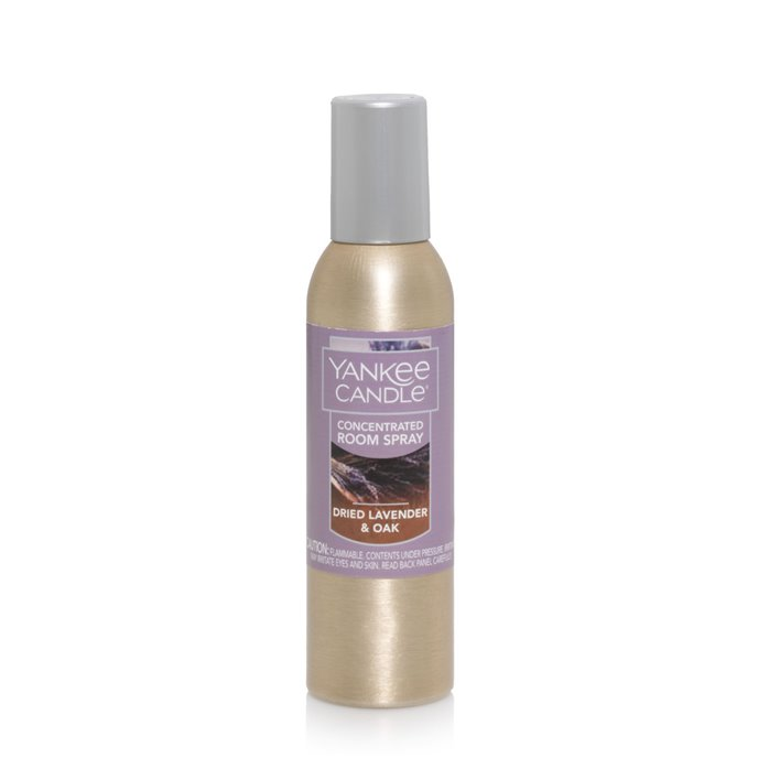 Yankee Candle Dried Lavender and Oak Concentrated Room Spray Thumbnail