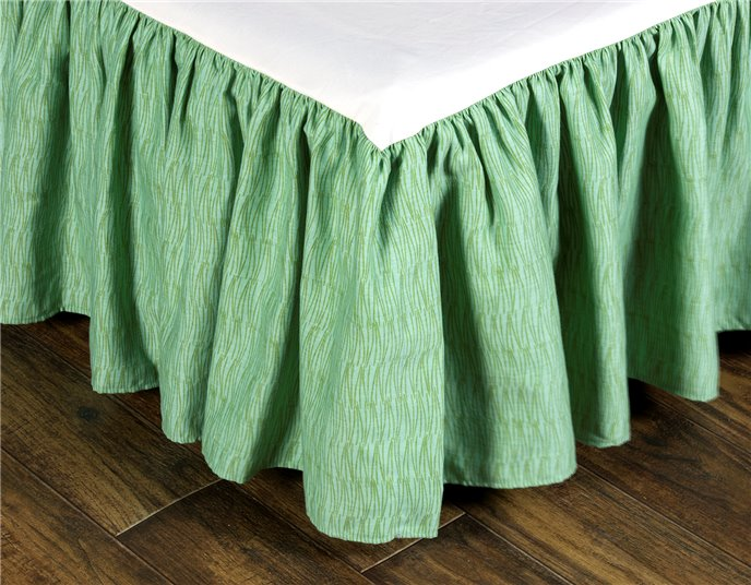 "Cape Coral King Bedskirt (18"" Drop) Thumbnail"