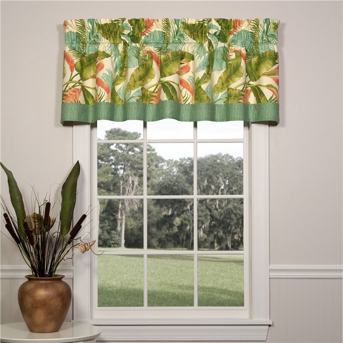 Cape Coral Tailored Valance Thumbnail