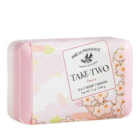 Pre de Provence Take Two Fleurs Soap 200 g Thumbnail