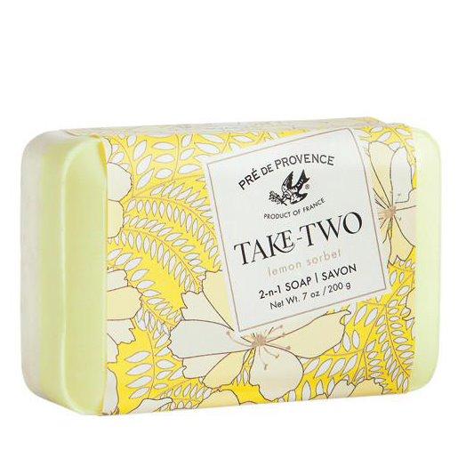 Pre de Provence Take Two Lemon Sorbet Soap 200 g Thumbnail