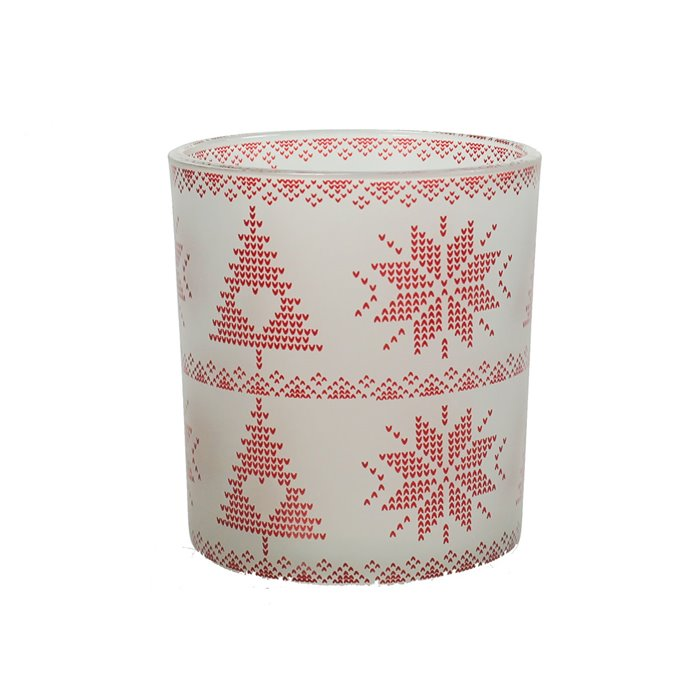 Yankee Candle Mountain Holiday Nordic Votive Holder Thumbnail