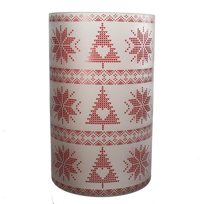 Yankee Candle Mountain Holiday Nordic Jar Holder Thumbnail