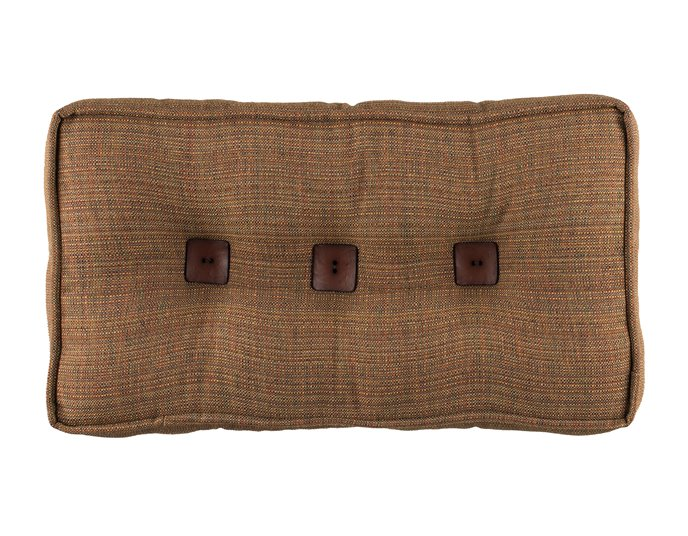 Royal Pheasant Rectangle Button Pillow Thumbnail