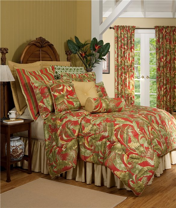 Captiva King Thomasville Comforter Thumbnail
