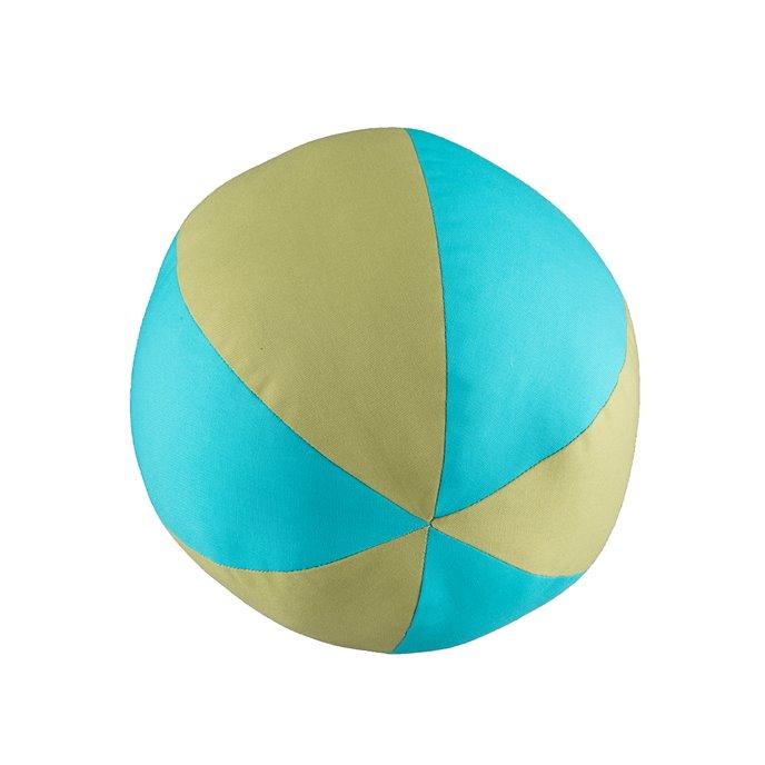 In the Sea Beach Ball Pillow Thumbnail