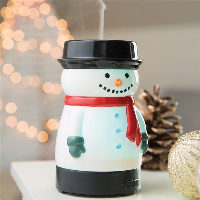 Snowman Ultrasonic Essential Oil Diffuser by Airomé Thumbnail