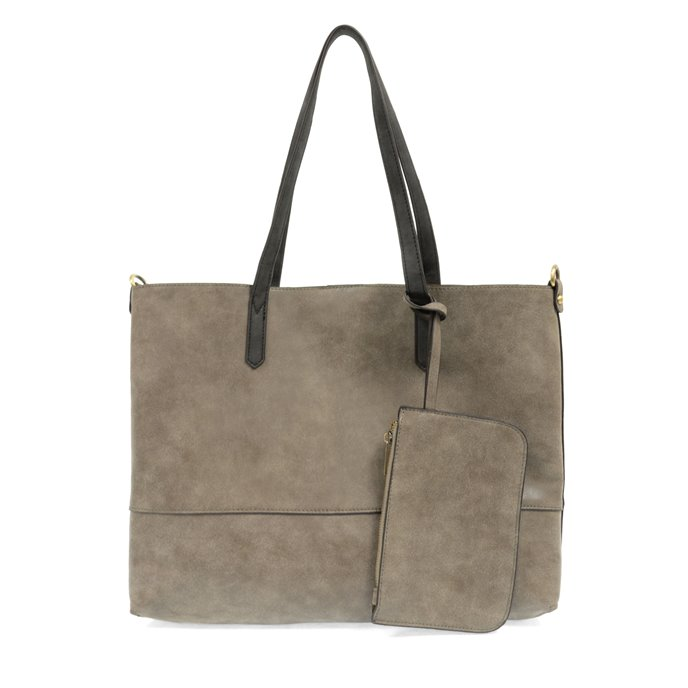 Brushed Fossil 2-in-1 Tote Thumbnail
