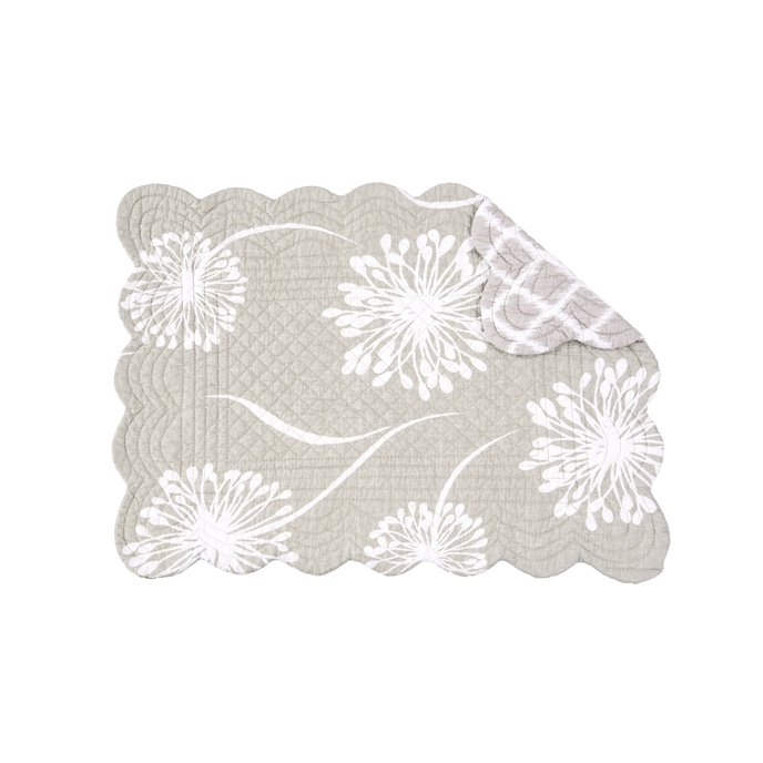 Guinevere Rectangular Quilted Placemat Thumbnail