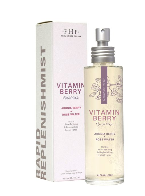 Farmhouse Fresh Vitamin Berry Facial Tonic Thumbnail