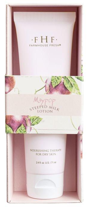 Farmhouse Fresh Maypop Steeped Milk Hand Lotion Thumbnail