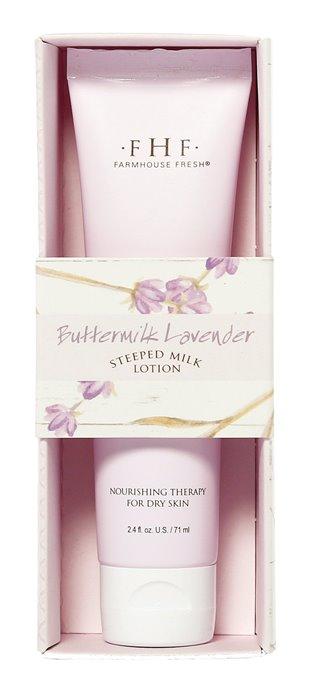Farmhouse Fresh Buttermilk Lavender Milk Hand Lotion Thumbnail