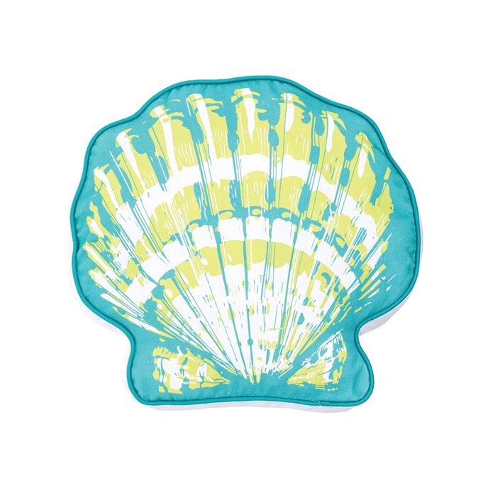 Shell Shaped Pillow Thumbnail