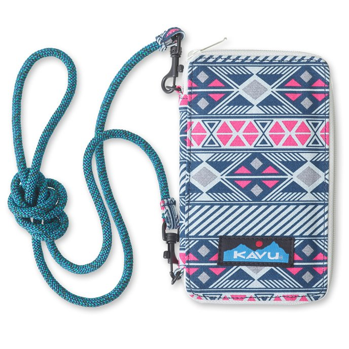 Kavu Gem Inlay Go Time Wallet/Crossbody Thumbnail