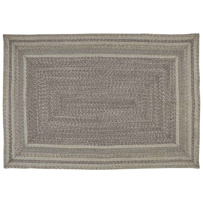 "Hartwick Braided Rectangle Rug 48"" x 72"" Thumbnail"