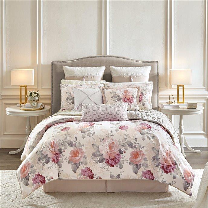 Croscill Bela Cal King 4PC Comforter Set Thumbnail