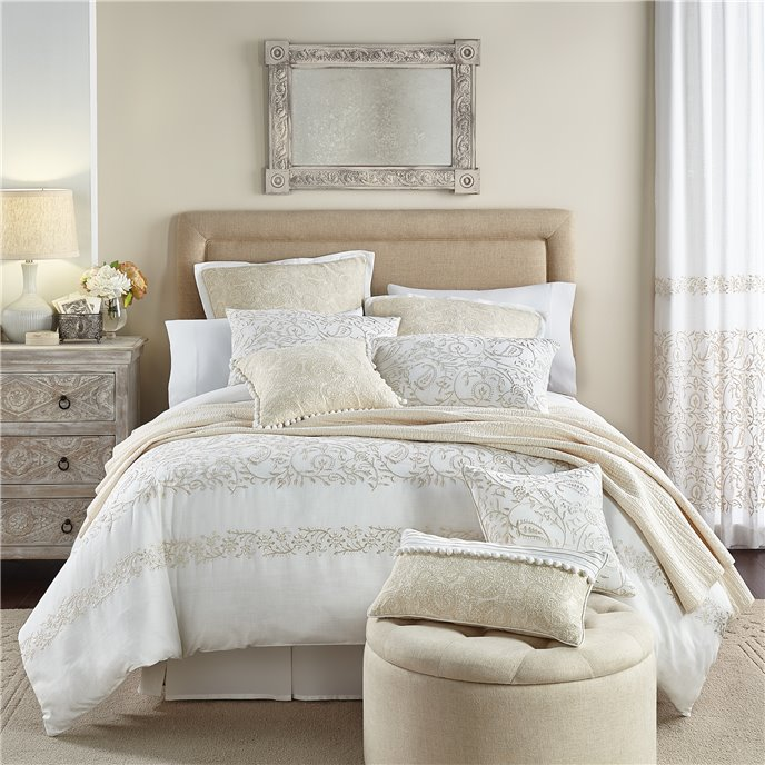 Croscill Cela Cal King 4PC Comforter Set Thumbnail