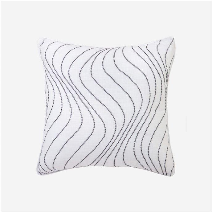 Croscill Saffira Fashion Pillow 16x16 Thumbnail