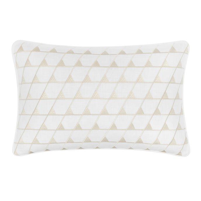 Croscill Grace Boudoir Pillow 19X13 Thumbnail