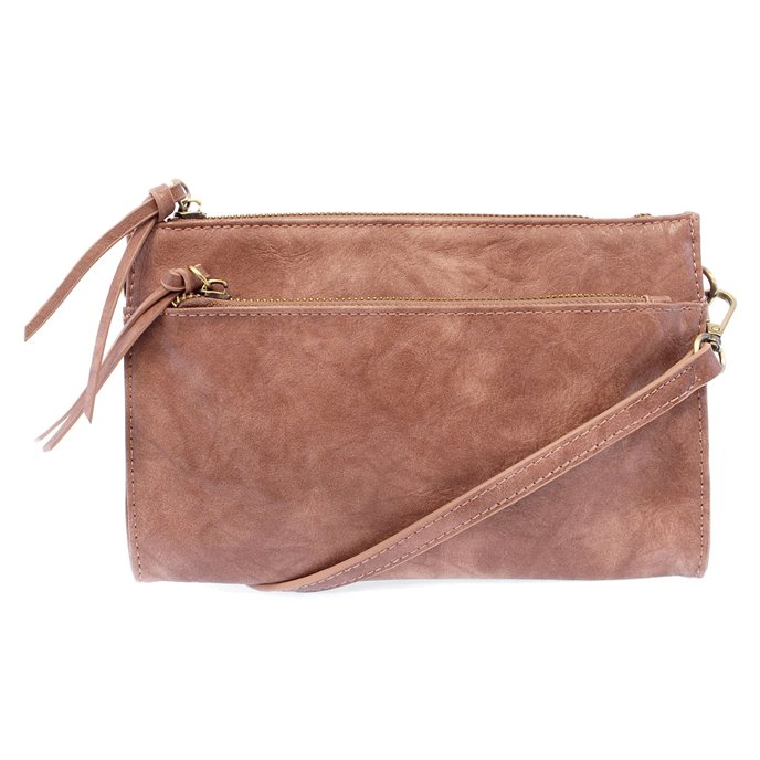 Mauve CeCe Vintage Crossbody Bag Thumbnail