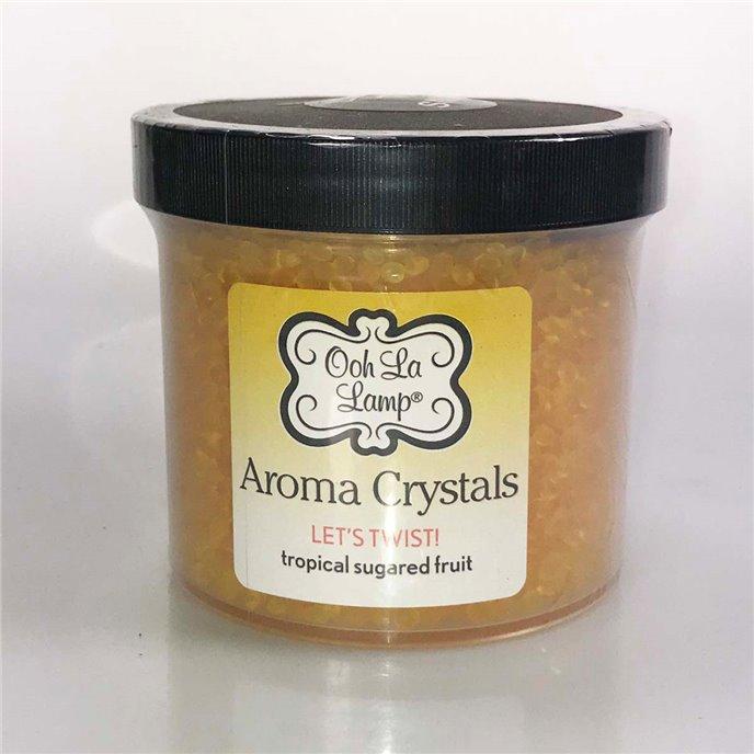 La Tee Da Ooh La Lamp Aroma Crystals Fragrance Lets Twist - Tropical Sugared Fruit Thumbnail