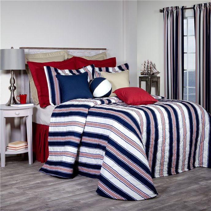 On Course Queen Thomasville Bedspread Thumbnail