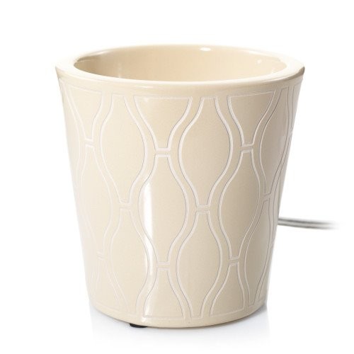 Yankee Candle Archer Ceramic Electric Scenterpiece Easy MeltCup Warmer Thumbnail