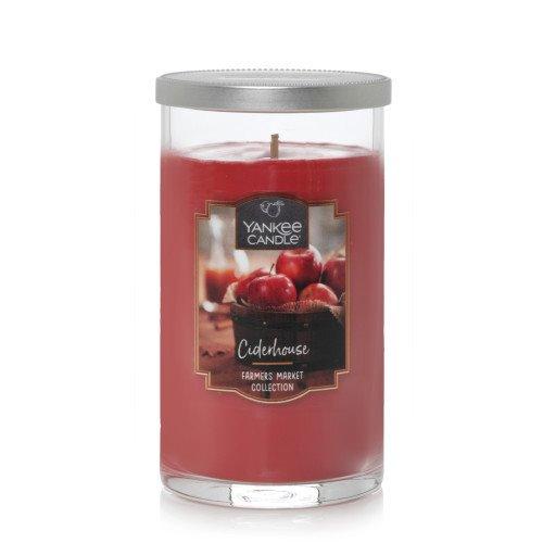 Yankee Candle Ciderhouse Medium Perfect Pillar Candle Thumbnail