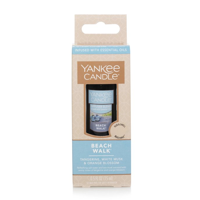 Yankee Candle Beach Walk Aroma Oil Home Fragrance Thumbnail