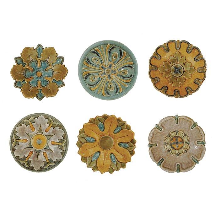 Unique Decorative Wall Plates (Set of 6 Designs) Thumbnail