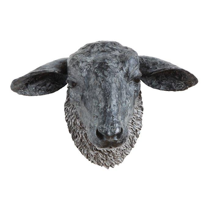 Sheep Head Wall Décor Thumbnail