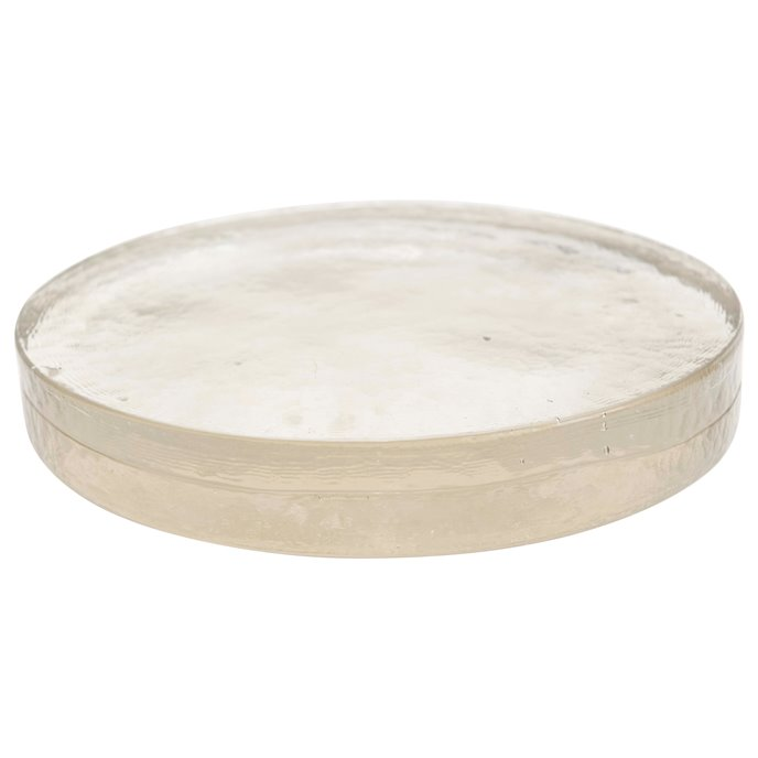 Glass Disc Tray/Decorative Base Thumbnail
